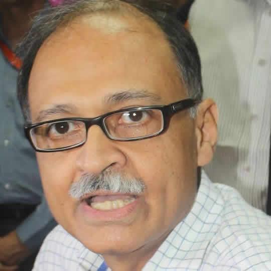 Mr. Utpal Kumar Singh